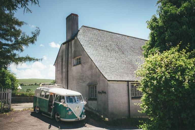 Wick Bottom Barn Wedding