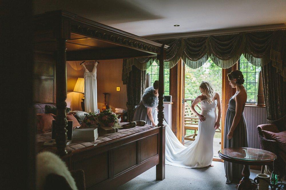 langshott manor wedding